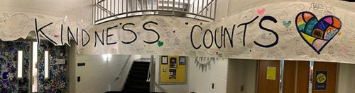 Kindness Counts banner